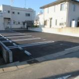 『岐阜県岐阜市 駐車場工事(止めやすく、契約がすぐ決まる月極駐車場整備のお手伝い)』の画像