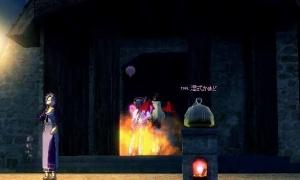 ドレンが熱くなりすぎて錬金術師の家が燃える