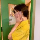 『【乃木坂46】ええっ!!??結構いったな!!!中田花奈、髪をさらにバッサリカット!!!『髪の毛切りましたー!』』の画像