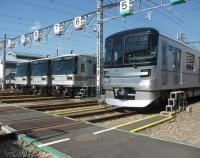『東京地下鉄13000系 報道公開レポート』の画像