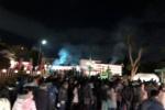 数百人が大行列!元日、日付変わった直後の住吉神社はこんな感じ!