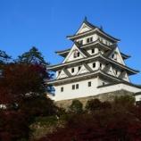 『いつか行きたい日本の名所 郡上八幡城』の画像