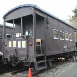 『保存貨車 ヨ5000形ヨ13824』の画像