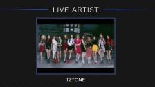 IZ*ONE、9/29放送 フジテレビ「Love music」に出演決定