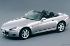 ホンダ S2000 後継車、2018年の創業70周年に合わせて登場か