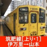 『筑肥線 車窓[上り・1]伊万里→山本』の画像