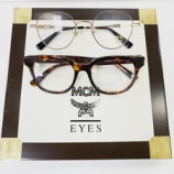『オシャレで個性的なメガネをお探しの方にオススメ『MCM』』の画像