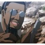 日本の漫画アニメに黒人キャラが登場しない理由