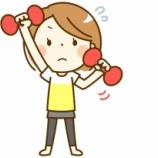 『ダイエットの中で1番痩せやすい運動』の画像