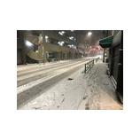 『22日の大雪による休講と振替について』の画像