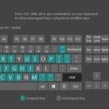『[Maya2016]2016で便利になったホットキーエディタ』の画像