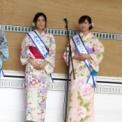2016年 第66回湘南ひらつか 七夕まつり その11(開会式/露木美穂・小嶋栞)