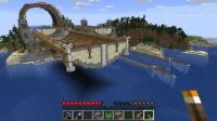 運河の西端に昇降装置を作る (3)