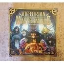 【ボードゲーム・レビュー・評価】ヴィクトリアン・マスターマインド(VICTORIAN MASTERMINDS)