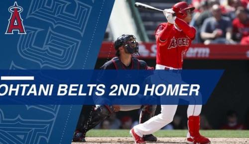大谷翔平 2戦連続ホームランを昨季サイ・ヤング賞投手から放つ MLBファンは「ベーブ・ルースを超えた」と感激