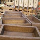 『樽材の箱・3』の画像