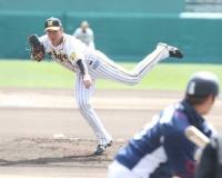 【阪神】岩貞5回2安打無失点!西武打線を圧倒、順調な仕上がりアピール