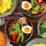 【レシピ】たっぷり野菜のスープカレー@PR