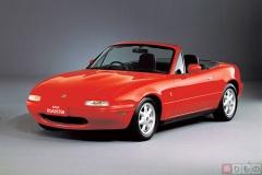 マツダ、初代「ロードスター」を新車同様に復元する「レストア事業」開始!