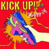『CD Review:Shiggy Jr.「KICK UP!! E.P.」』の画像