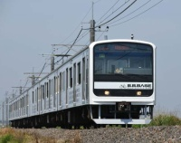 『B.B.BASEと貨物列車と下総神崎駅』の画像