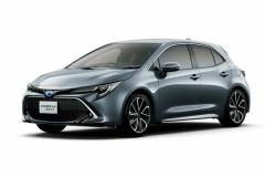トヨタ「カローラスポーツ」に特別仕様車 新たなボディーカラーも設定