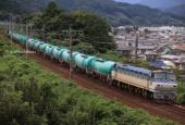 『2021/8/23運転 タキ新鶴見信号場臨時貨物』の画像