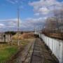 JR 北日の出駅はこちらです。
