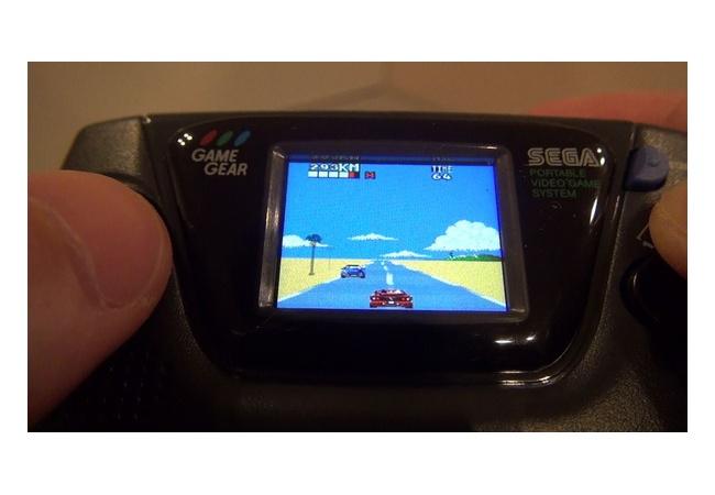 『ゲームギアミクロ』コンセプトは良いけど遊びづらくて小さい