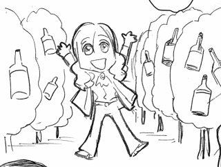 【THEALFEEメンバーの好きなものに対するこだわりとは?やはり桜井賢氏だけは違う次元にいた!!】アルフィーALFEE漫画マンガイラスト