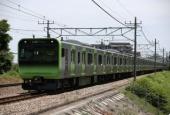 『2015/6/4運転 E235系中央本線試運転』の画像