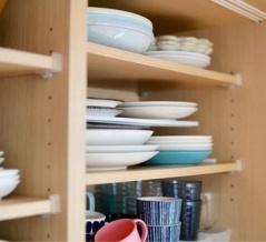 【収納】食器を4枚断捨離で、食器棚が格段に使いやすく!
