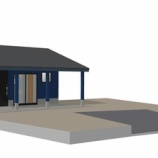 『ローコスト住宅 スモール住宅2 樹木の越境』の画像