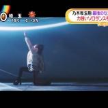 『【乃木坂46】生駒ソロダンスも!Oha!4で『Against』MV&メイキングが公開キタ━━━━(゚∀゚)━━━━!!!【動画あり】』の画像