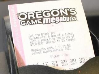 がんを2度克服した男性、5億円の宝くじに当選する
