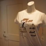 『DUAL VIEW(デュアルヴュー)ガールプリントTシャツ』の画像