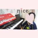 ☆テキスト修了☆ピアノ男子♪