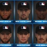 『【MLBパーフェクトイニング2018】※報酬配布完了※第5回プレイヤーのフェイスを当てよう! イベントのご案内』の画像