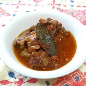 牛バラ肉の角煮シチュー