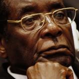 『ムガベ前大統領が死去』の画像
