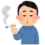 『【画像】喫煙ルームの密集くそワロタwwwwwwwwwwww』の画像