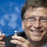 『【ワクチンの真実】 ビルゲイツの [プラン]- コロナウイルス・ワクチンにデジタルチップを混入する』の画像