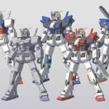 『ガンダム→何て装甲だ!他RX→爆裂。何故なのか?』の画像