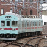 『西鉄天神駅で撮影した車両たち』の画像