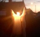 【画像】ロウソクが天使の形に!神の啓示か!?