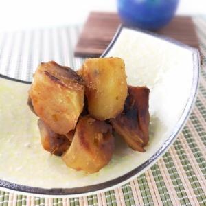 オイスターソースで作る♪さつま芋の中華煮