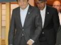 【画像】安倍晋三とオバマが夕飯食いに行った結果wwwwww