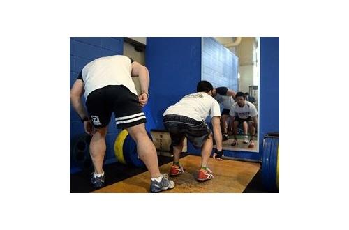 ミニマム級ボクサー八重樫のデッドリフト挙上重量wwwwwwwwwwwwwのサムネイル画像