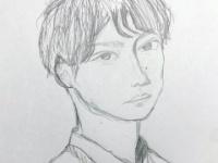 【日向坂46】ぱるよが描く金田の似顔絵がうますぎるwwwwwwwww