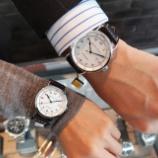『【ペアウォッチ】懐中時計のようなペアウォッチ【H77715553・H78215553】』の画像